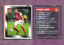 Arsenal Thierry Henry France (1)